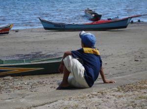 Cuento del pescador y el hombre rico