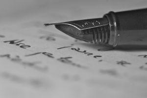 Cuento del papel y la pluma